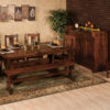 Amish Benson Dining Chair Set