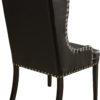 Amish Bradshaw Arm Chair Back Detail