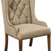 Amish Fabric Bradshaw Chair