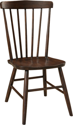 Amish Cantaberry Chair