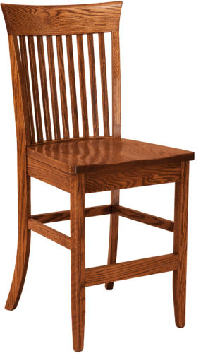 Amish Carlisle Bar Stool