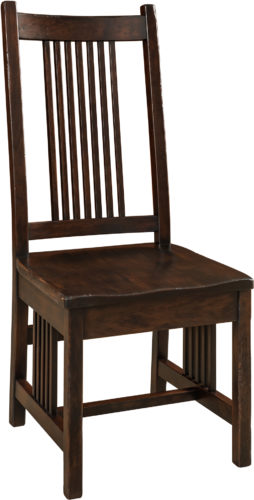 Amish Centennial Mission Dining Chair