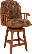 Delray Swivel Bar Stool