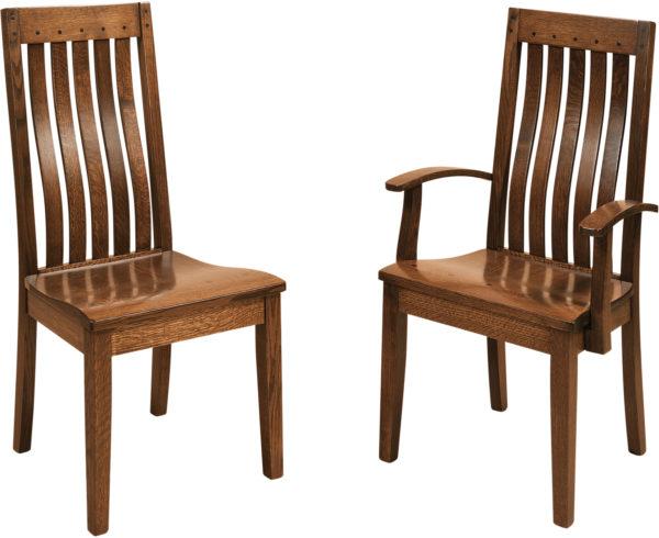 Amish Fresno Chair