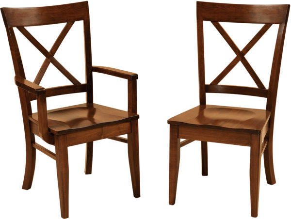 Amish Frontier Chair