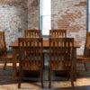 Amish Houghton Dining Chair Room Setting