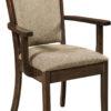 Amish Kalispel Dining Arm Chair