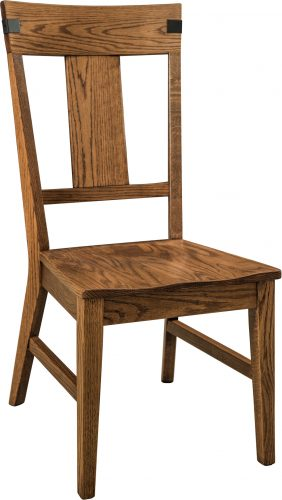 Amish Lahoma Side Chair