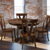 Amish Levine Dining Chair Set