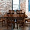 Amish Lyndon Dining Room Setting