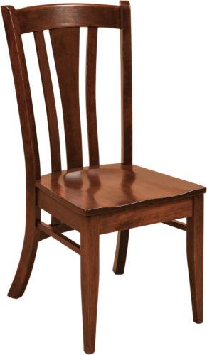 Amish Meridan Dining Side Chair