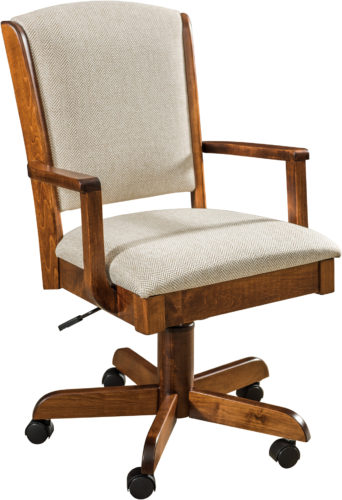 Amish Morris Desk Chair