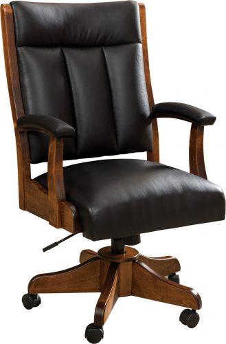 Amish Roxbury Desk Chair