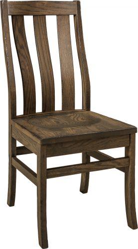 Amish Salem Side Dining Chair
