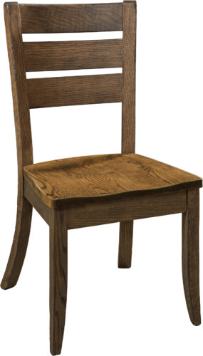 Amish Savannah Side Dining Chair