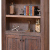 Amish Georgetown Single Bookcase
