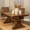 Amish Sheridon Dining Room Set