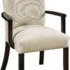 Amish Trenton Dining Arms Chair