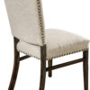 Amish Warner Dining Chair Detail