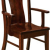 Amish Westin Dining Arm Chair