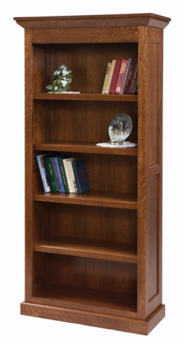 Amish Homestead Bookcase