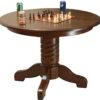 Amish Lexington Round Office Table