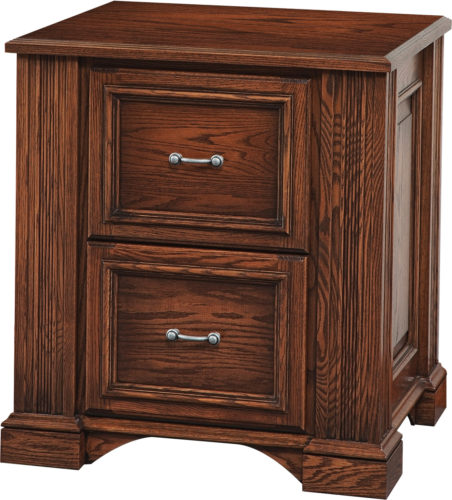 Amish Lincoln 2-Drawer File
