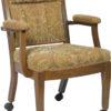 Amish Lexington Low Back Client Chair