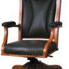 Amish Lexington Executive Desk Chair