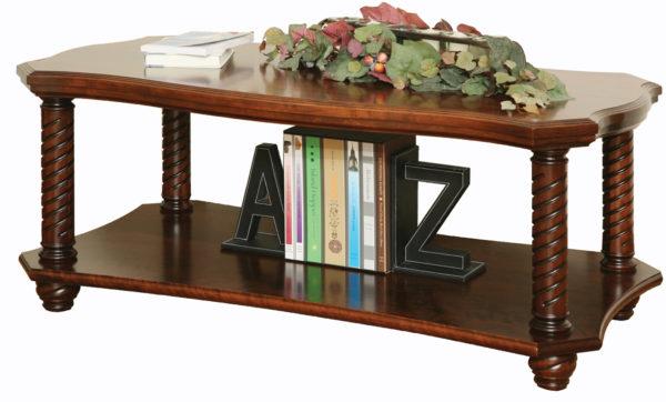 Amish Lexington Series Coffee Table