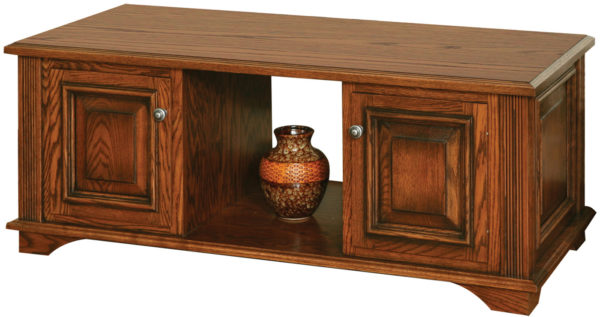 Amish Lincoln Deluxe Coffee Table