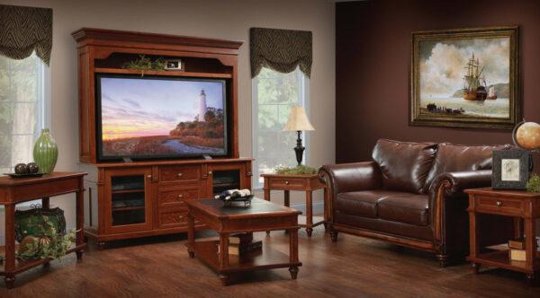 Amish Bridgeport Living Room Collection