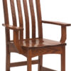 Amish Bellingham Arm Dining Chair