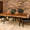 Amish Bow River Dining Room Set