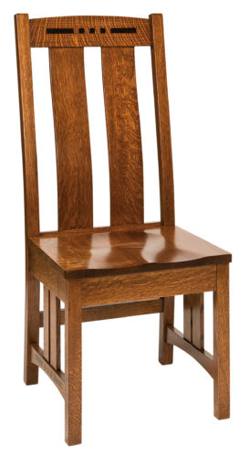 Amish Colebrook Side Chair