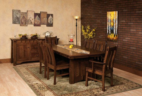 Amish Beaumont Dining Set