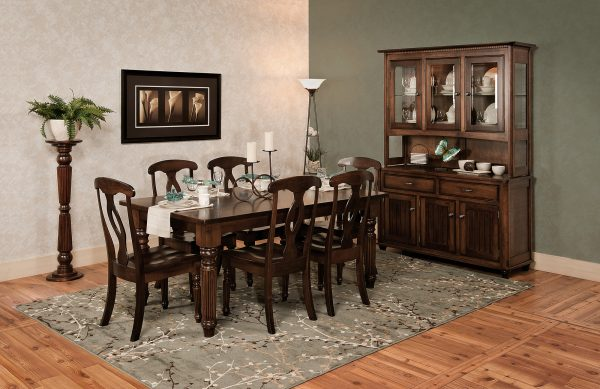 Amish Berkshire Dining Set