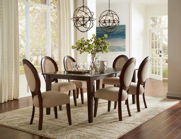 Amish Roanoke Dining Room Set