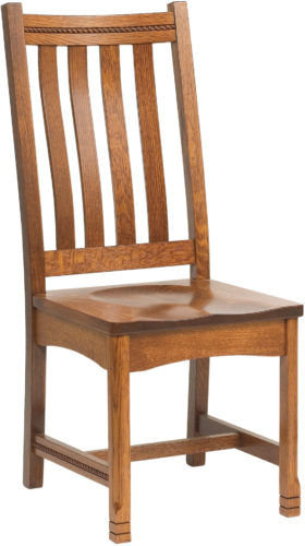Amish West Lake Side Chair