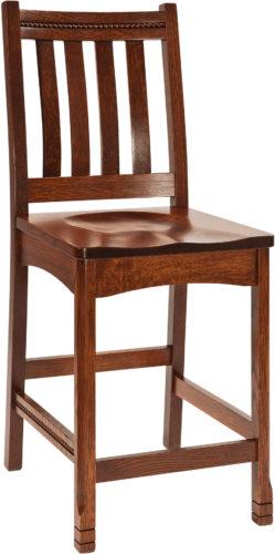 Amish West Lake Bar Chair