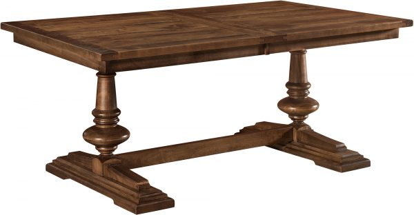 Amish Clawson Dining Room Table