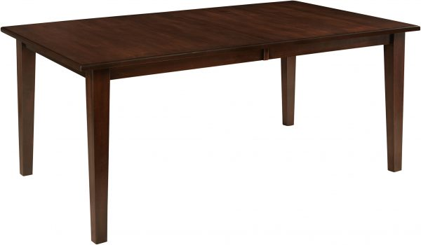 Amish Roanoke Dining Table