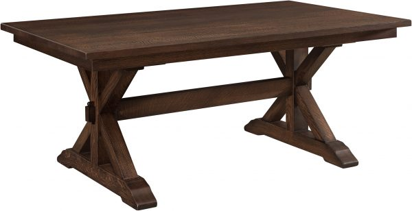 Amish Sawyer Dining Table
