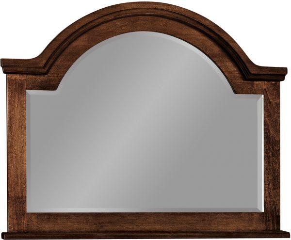 Amish Adrianna Dresser Mirror
