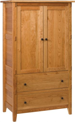 Amish Bungalow Armoire