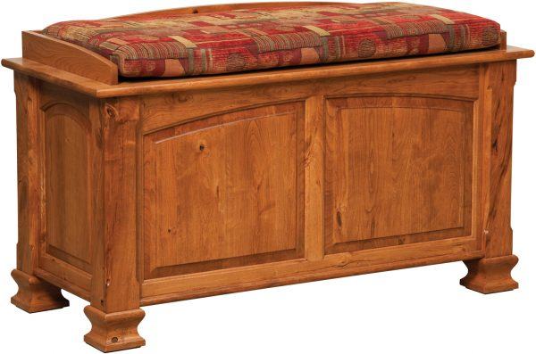 Amish Charleston Blanket Chest