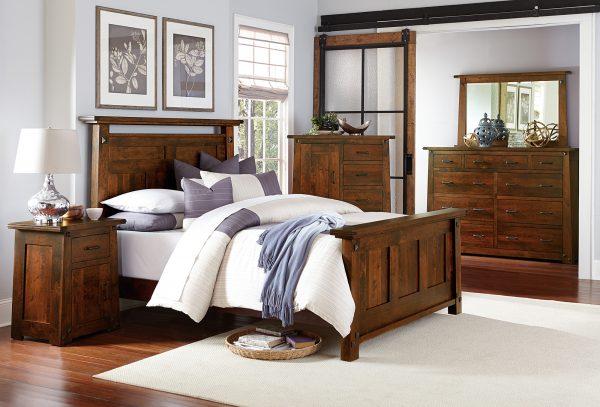Amish Encada Bedroom Set