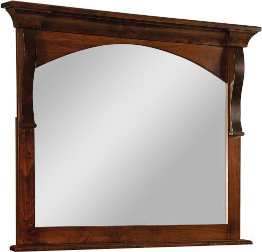 Amish Hamilton Court Mirror