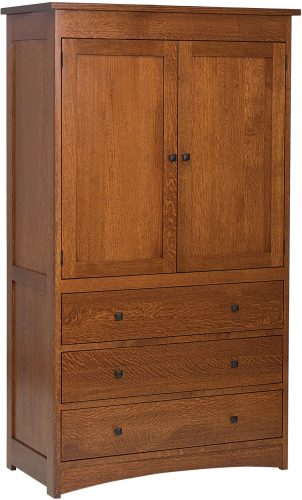 Amish Jacobson Armoire