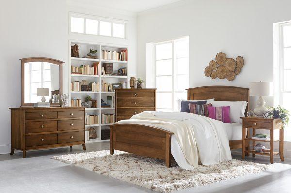 Amish Laurel Bedroom Collection